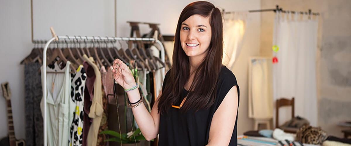 SumUp Merchant -  Kate Pinkstone - Shio, loja de roupa